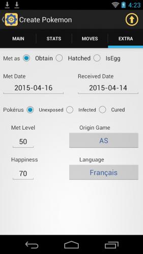Pokgear Pokemon Creator 3 15 1 Download Android Apk Aptoide