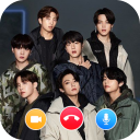 BTS Video Call and live Chat ☎️ ☎️ BTS Messenger