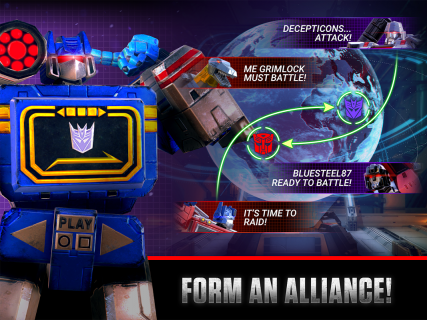 TRANSFORMERS: Earth Wars screenshot 5