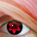Sharingan - Eyes And Hair Color Changer