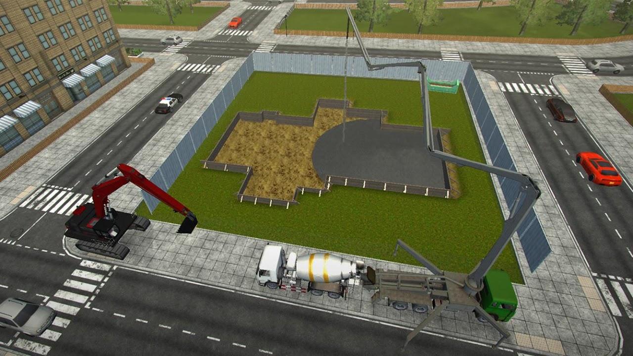 ... Construction Simulator Pro 17 Screenshot 3 ...