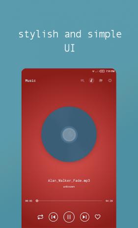 best music player download apk