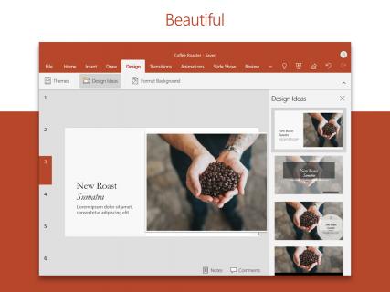 Microsoft PowerPoint: Slideshows and presentations screenshot 3