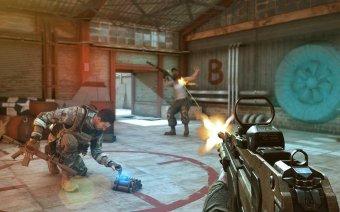 Frontline Fury Grand Shooter Screenshot