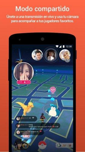 Omlet Arcade - Transmitir en vivo y grabar juegos screenshot 5
