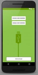 Disable Battery Charging 🔋 ROOT screenshot 1