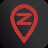 通过电话号码跟踪GPS (Zone location) Icon