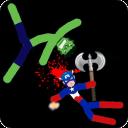 Stickman Warriors 4 Online