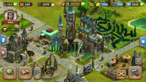 Elvenar - Fantasy Kingdom screenshot 2