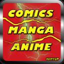 Free Comics, Manga and Anime