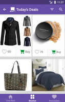 Tophatter - Shopping Deals Screenshot