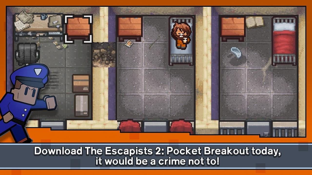 The Escapists 2: Pocket Breakout screenshot 7
