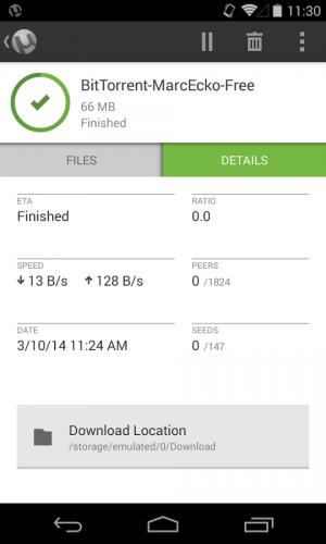 µTorrent® Pro - Torrent App screenshot 6