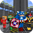 Superheroes Mod for MCPE