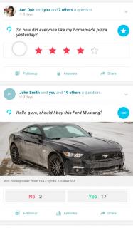 Queskr - Social Q&A. Get Answers! screenshot 3