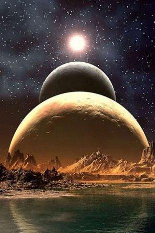 3d Universe Space 2