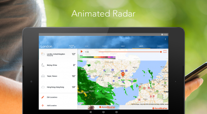 accuweather weather forecast screenshot 14