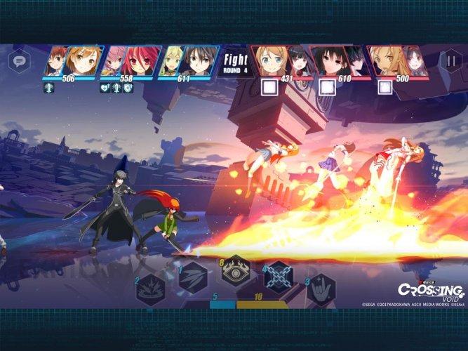 Crossing Void - Global screenshot 6