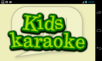 Kids Karaoke Screenshot