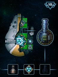 Space Arena: Build & Fight screenshot 2