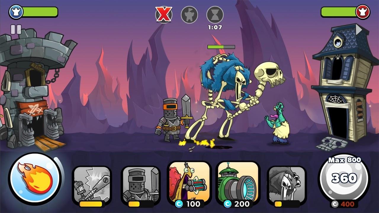 Tower Conquest screenshot 9