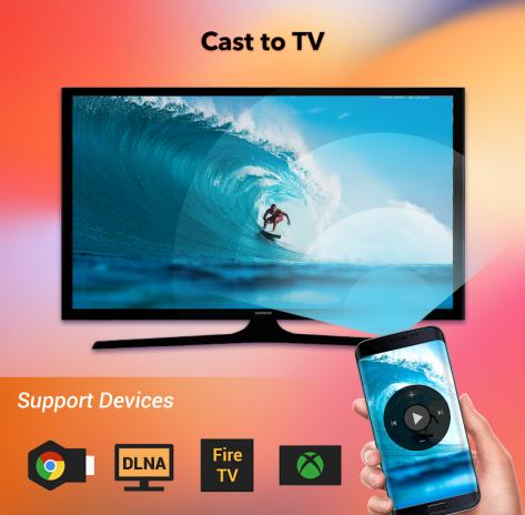 Cast to TV - Chromecast, Roku, cast videos to tv 1 3 0 4 Download