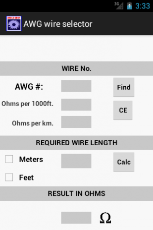 Electrical awg wire buddy 18 download apk for android aptoide electrical awg wire buddy screenshot 3 keyboard keysfo Image collections