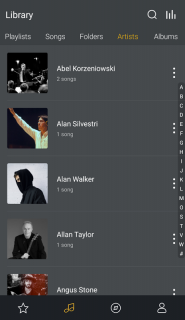 GO Music Player PLUS screenshot 5