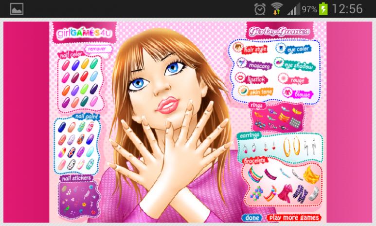 Juegos De Vestir Y Maquillar 10 Descargar Apk Para Android