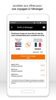 Orange et moi France screenshot 10