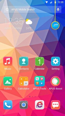 Colorful Simple Abstract Theme 2 Download APK for Android - Aptoide