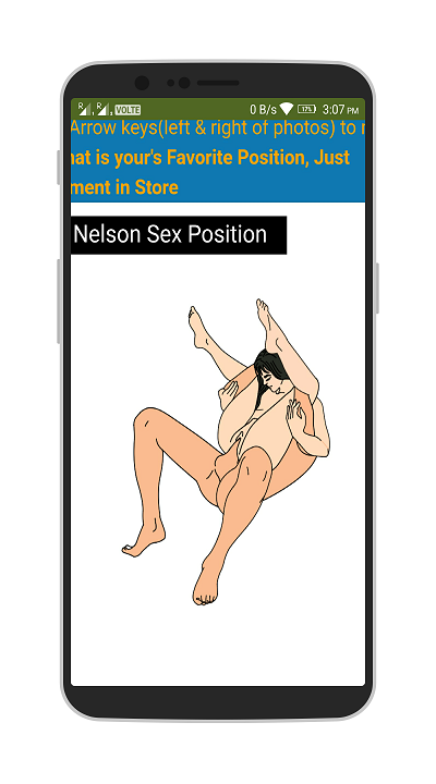 Sex positions - Don't Cum On In screenshot 2