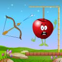 Apple Shootter Archery Play - Bow And Arrow