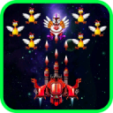 Chicken Shooter: Space Defense