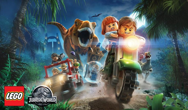 LEGO® Jurassic World™ 1 08 4 Download APK for Android - Aptoide