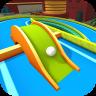 Mini Golf 3D City Stars Arcade Icon