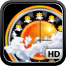 Weather, Alerts, Barometer Icon