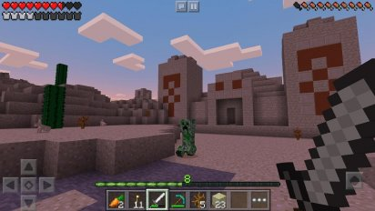 minecraft pocket edition screenshot 3