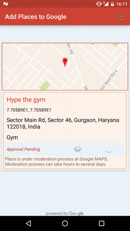 Add GPS Places to Google Maps 1 2 Download APK for Android - Aptoide
