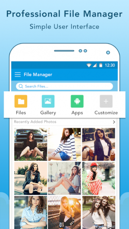 File Manager Pro 1 5 Baixar APK para Android - Aptoide