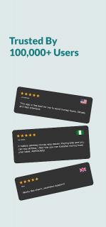 Barter by Flutterwave - Send Money to Africa screenshot 2