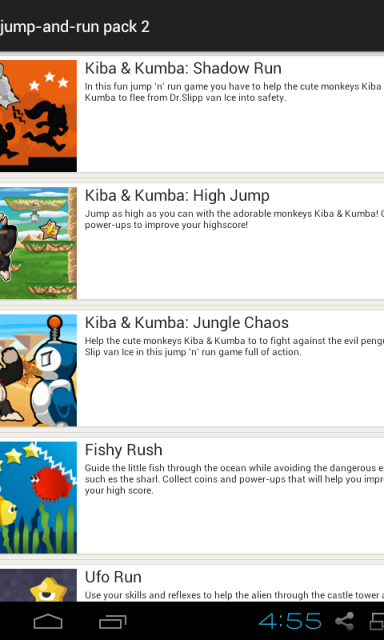 jump and run download