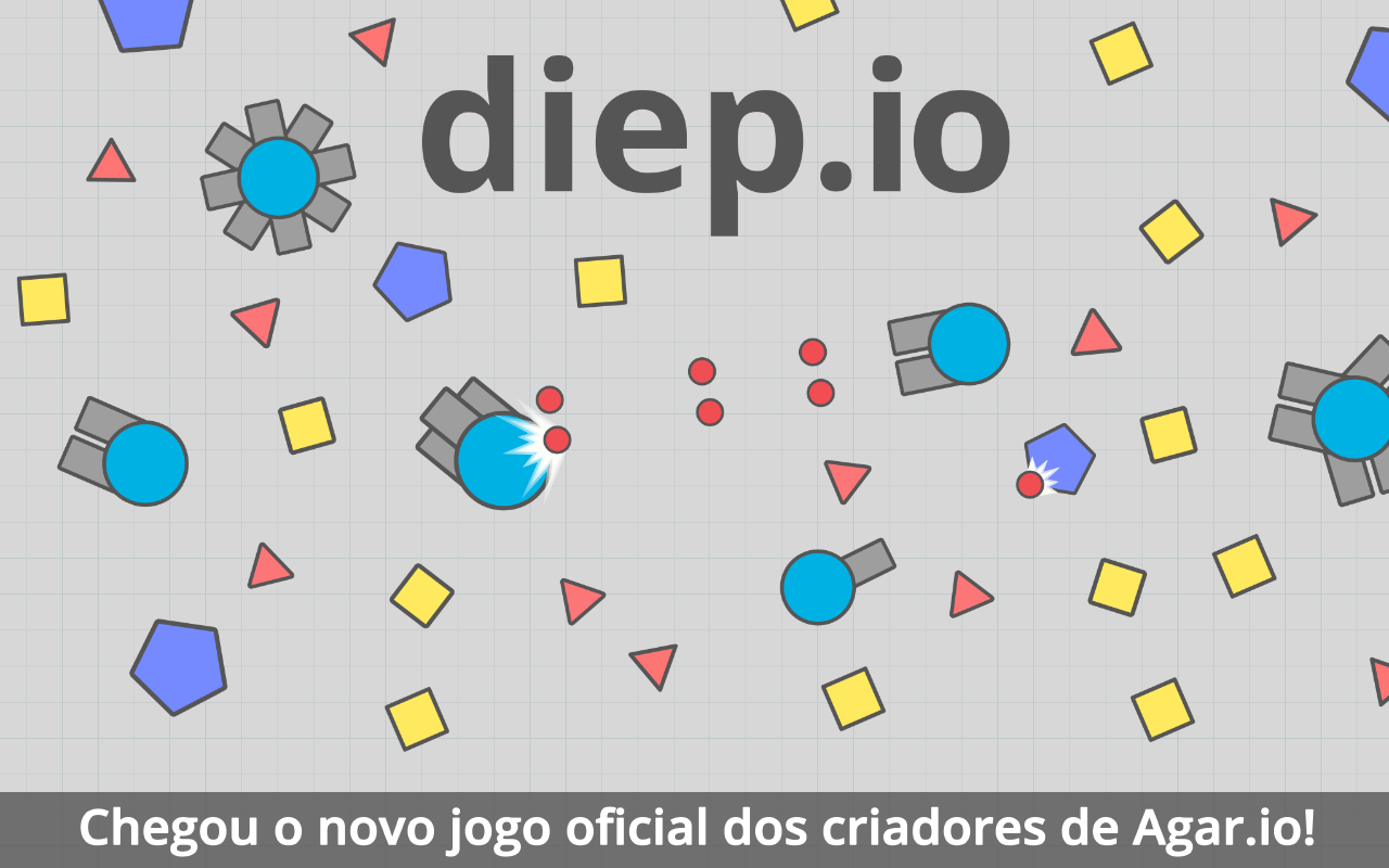diep.io screenshot 1