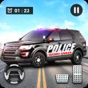Cops Car Racing & Bank Robbery