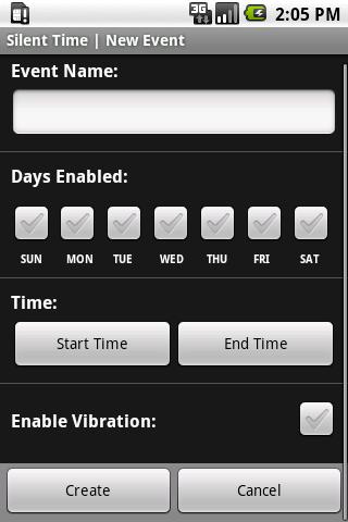 Silent Time screenshot 2