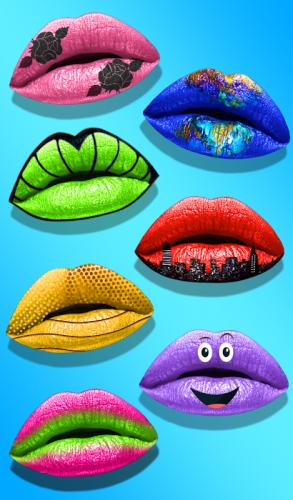 Lips Done Satisfying 3d Lip Art Asmr Game 1 0 5 Download Android Apk Aptoide