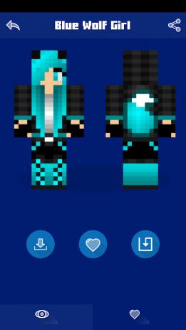 Girl Skins For Minecraft PE Descargar APK Para Android Aptoide - Skins para minecraft pe descargar