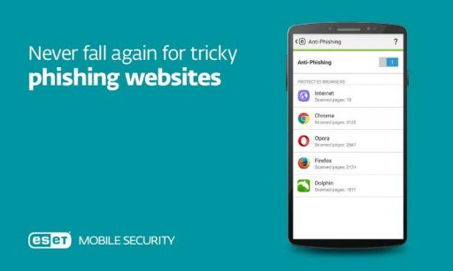 ESET Mobile Security & Antivirus screenshot 9