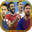 Ronaldo vs Messi vs Salah vs Neymar