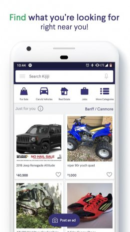 Kijiji Buy Sell And Save On Local Deals 7 2 0 Download Apk For